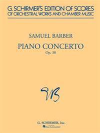 Piano Concerto, Op. 38