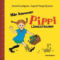 Här kommer Pippi Långstrump - Astrid Lindgren pdf epub