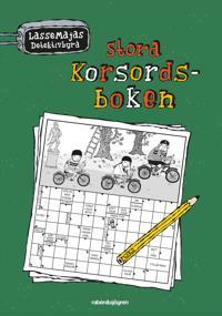 LasseMajas stora korsordsbok