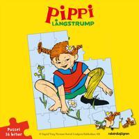 Pippi Långstrump Pussel 36 bitar