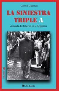 La Siniestra Triple a: Antesala del Infierno En La Argentina