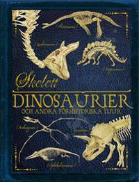 Skelett : dinosaurier och andra förhistoriska djur