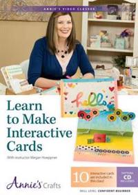 Learn to Make Interactive Cards: With Instructor Megan Hoeppner