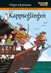 Morgan och piraterna. 5, Kappseglingen