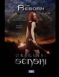 The Reborn #1: Origins: Senshi