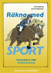 Räkna med sport (5-pack)
