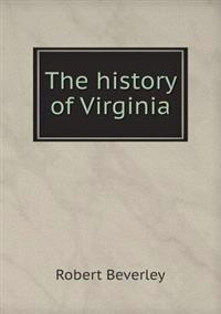 The History of Virginia