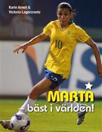 Marta : bäst i världen!