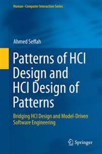 Patterns of Hci Design and Hci Design of Patterns