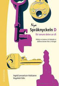 Nya Språknyckeln D - Elevpaket - Digitalt + Tryckt - för senare delen av SFI