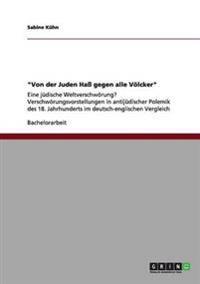 """""""Von Der Juden Ha Gegen Alle Volcker"""""""