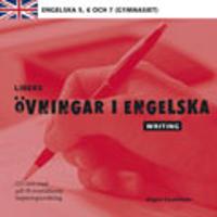 Libers övningar i engelska: Writing