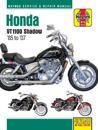 Honda VT1100 Shadow Service And Repair Manual