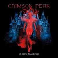 Crimson Peak 2016 Calendar