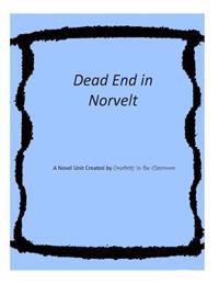Dead End in Norvelt: Novel Unit Created by Creativity in the Classroom
