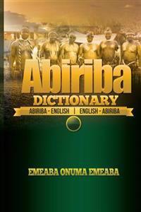 Abiriba Dictionary: Abiriba-English English-Abiriba