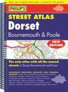 Philip's Street Atlas Dorset, Bournemouth and Poole