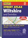 Philip's Street Atlas Wiltshire and Swindon
