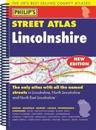 Philip's Street Atlas Lincolnshire