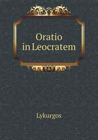 Oratio in Leocratem