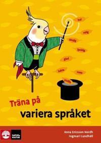 Träna på svenska Variera språket (5-pack)