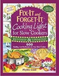 Fix-It and Forget-It Cooking Light for Slow Cookers