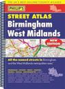 Philips street atlas birmingham and west midlands