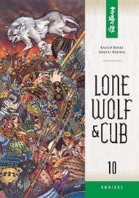 Lone Wolf & Cub Omnibus 10