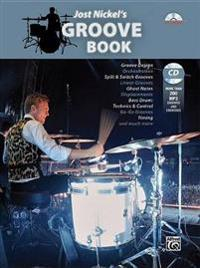 Jost Nickel's Groove Book: Book & CD