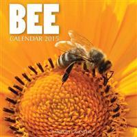 Bee Calendar 2015: 16 Month Calendar