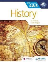 History for the Ib Myp 4 & 5: By Concept