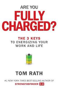 Are you fully charged? - the 3 keys to energizing your work and life