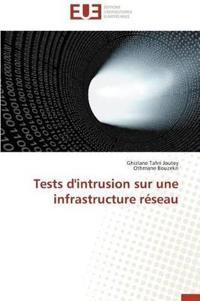 Tests D'Intrusion Sur Une Infrastructure Reseau