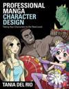 Professional Manga Character Design