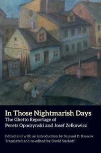 In Those Nightmarish Days