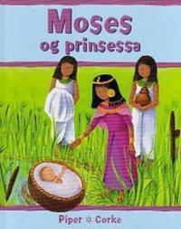 Moses og prinsessa
