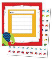 Parade of Elephants Mini Incentive Charts