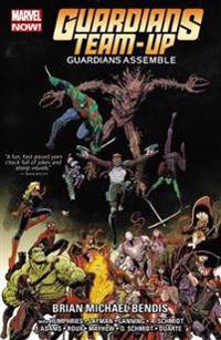 Guardians Team-up Volume 1: Guardians Assemble