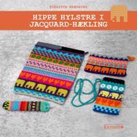 Hippe hylstre i jacquard-hækling
