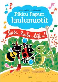 Pikku Papun laulunuotit
