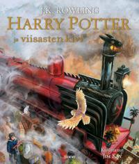 Harry Potter ja viisasten kivi (kuvitettu)