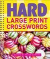 Hard Large Print Crosswords