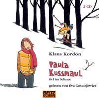 Paula Kussmaul ... tief im Schnee