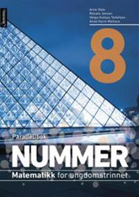 Nummer 8; forenklet