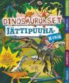 Dinosaurukset jättipuuhakirja