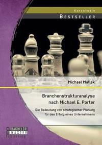 Branchenstrukturanalyse Nach Michael E. Porter