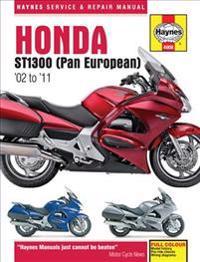 Haynes Honda ST1300 (Pan European) '02 to '11 Service and Repair Manual