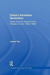 China's Homeless Generation