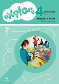 Explore; teacher's book 4