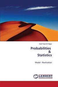 Probabilities & Statistics